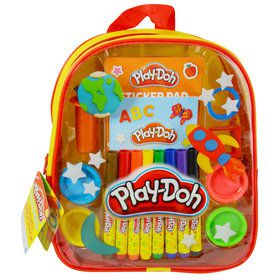 Play-Doh Back Pack Activity Set