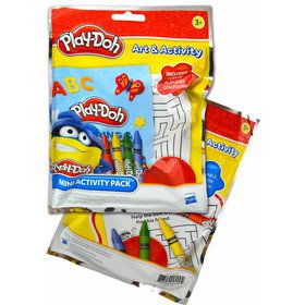 Play-Doh Mini Coloring Activity Set (Each)