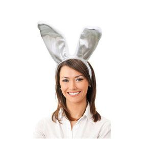 Plush Bunny Rabbit Ears