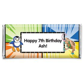 Pocket Monsters Personalized Candy Bar Wrapper (Each)