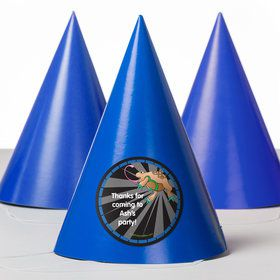 Pocket Monsters Personalized Party Hats (8 Count)