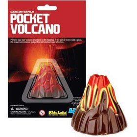 Pocket Volcano (each)