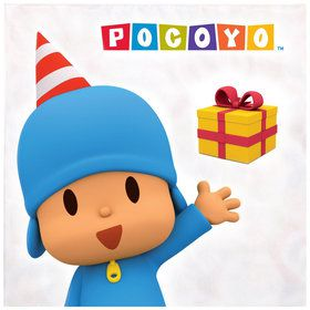 Pocoyo Lunch Napkins