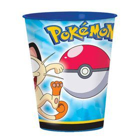 Pokemon 16Oz. Favor Cup (Each)