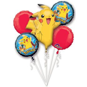 Pokemon Balloon Bouquet (Each)