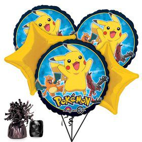 Pokemon Balloon Kit (Each)