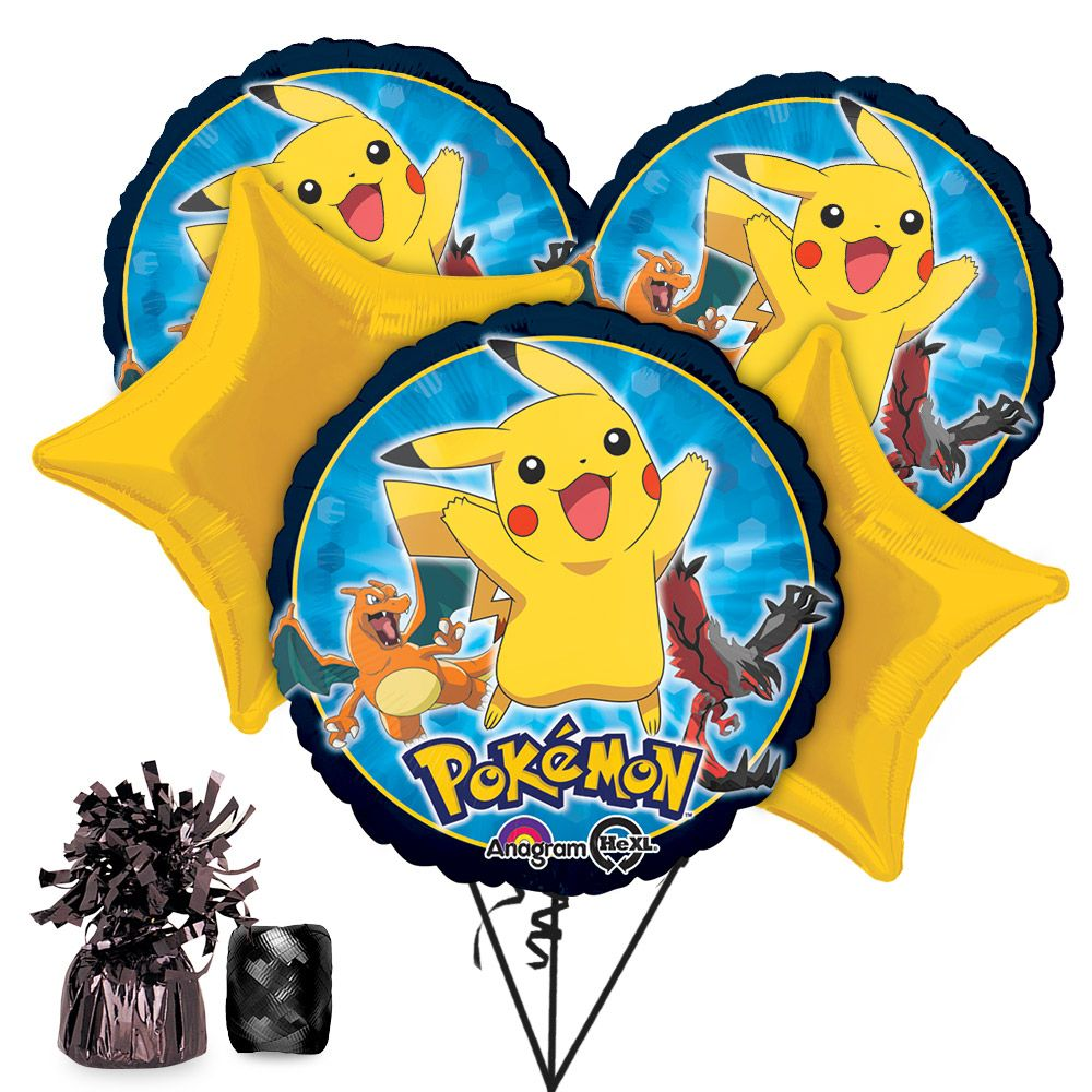 Pokemon Balloon Kit (Each) BBBK143