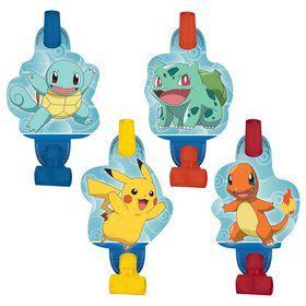 Pokemon Blowout Favors