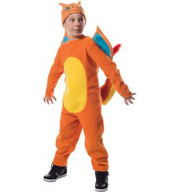 Pokemon Charizard Kids Costume