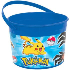 Pokemon Pikachu and Friends Favor Container (Each)