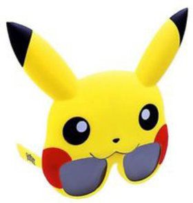 Pokemon Pikachu SunStache