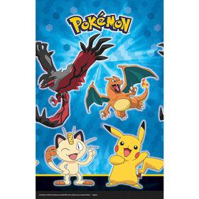 Pokemon Plastic Table Cover (Each)