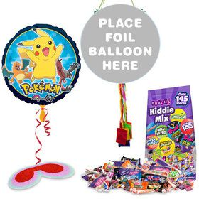Pokemon Pull String Pinata Kit