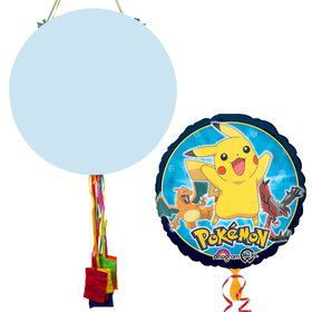 Pokemon Pull String Pinata