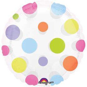 Polka Dot Balloon (each)