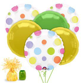 Polka Dot Balloon Kit (Each)