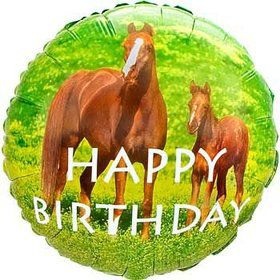 "Pony 18"" Balloon (Each)"