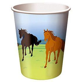 Pony Party Cups (8-pack)
