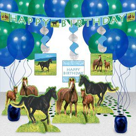 Pony Party Decoration Kit