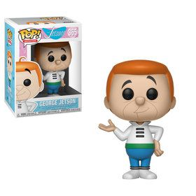 Funko POP Animation: Hanna Barbera- Jetsons - George