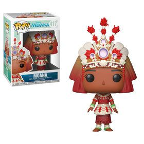 Funko POP Disney: Moana - Moana (Ceremony)