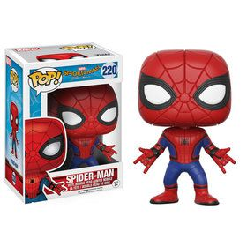 Funko POP Marvel: Spider-Man - Spider-Man