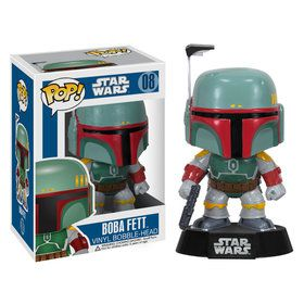 Funko POP Star Wars : Boba Fett