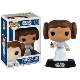 Funko POP Star Wars : Princess Leia