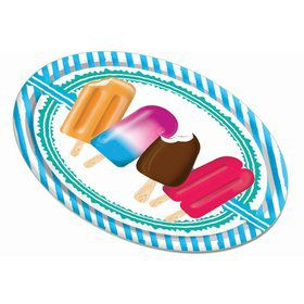 Popsicle Oblong Large Platter