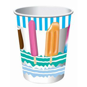 Popsicle Party 9oz Cup (8)
