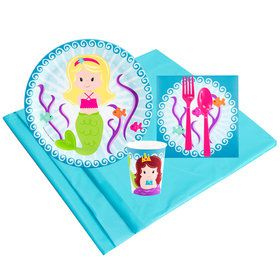 Mermaids 8 Guest Party Pack