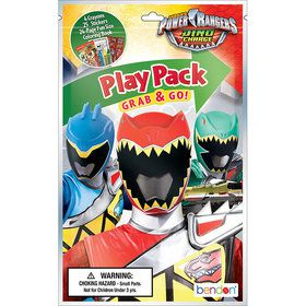 Power Ranger Play Pack (Each)