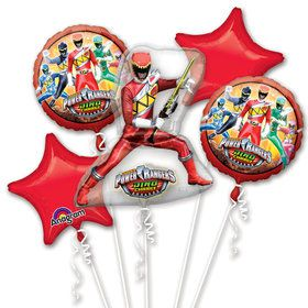Power Rangers Balloon Bouquet (Each)