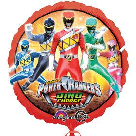 "Power Rangers Dino Charge 18"" Balloon"