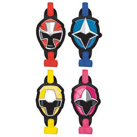 "Power Rangers Dino Charge 5"" Blowouts (8 Pack)"