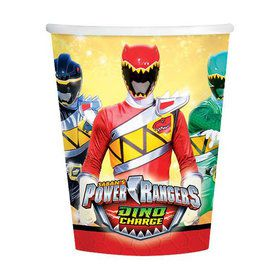 Power Rangers Dino Charge 9oz Cups (8 Pack)