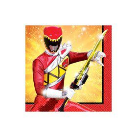 Power Rangers Dino Charge Beverage Napkins (16 Pack)