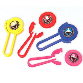Power Rangers Dino Charge Disc Shooter Favors (12 Pack)