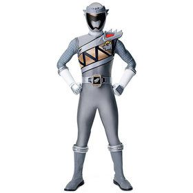 Power Rangers Dino Charge Graphite Ranger Standup - 6' Tall