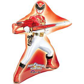"Power Rangers Megaforce 32"" Shape Balloon (Each)"