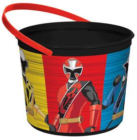 Power Rangers Ninja Steel Favor Container (1)