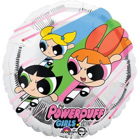 "Powerpuff Girls 18"" Balloon (Each)"