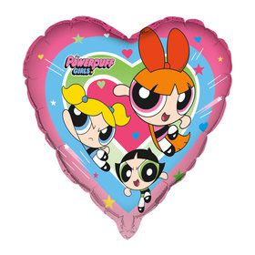 "Powerpuff Girls 29"" Shaped Balloon (Each)"