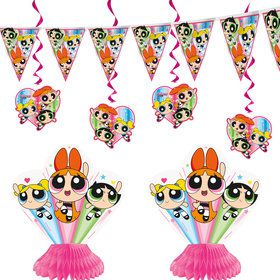 Powerpuff Girls Decoration Set (7 Pieces)