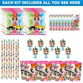 Powerpuff Girls Favor Kit (For 8 Guests)