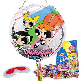 Powerpuff Girls Pull String Economy Pinata Kit