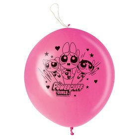 Powerpuff Girls Punch Balloons (2 Count)
