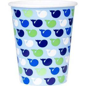 Preppy Blue Ocean Party Cup (8-pack)