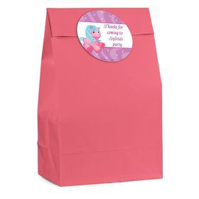 Pretty Pony Personalized Favor Bag (Set Of 12)