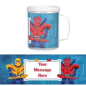 Prime Robot Personalized Favor Mugs (Each)